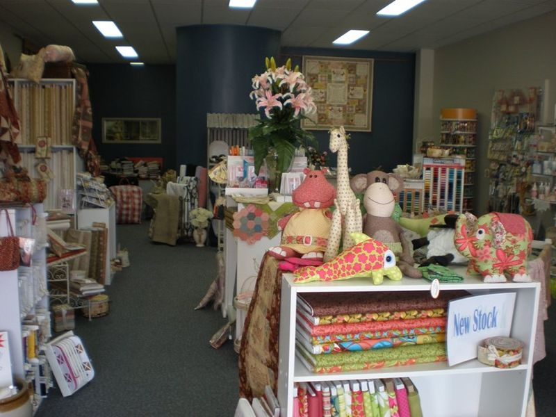 Quilters Harvest
