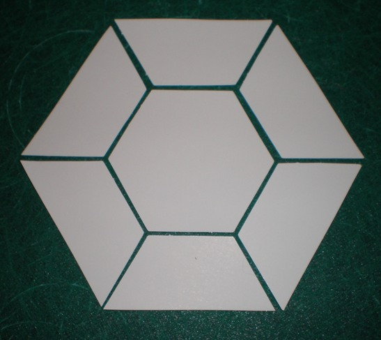 hexagon templates for quilting free - hexagon shape template