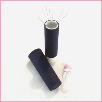 Needle Twister with Needles