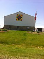 Barn Quilts Iowa US