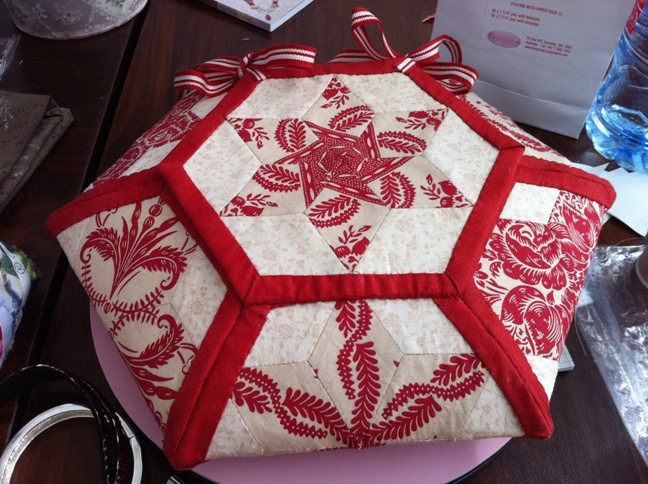 Secret Treasures sewing box