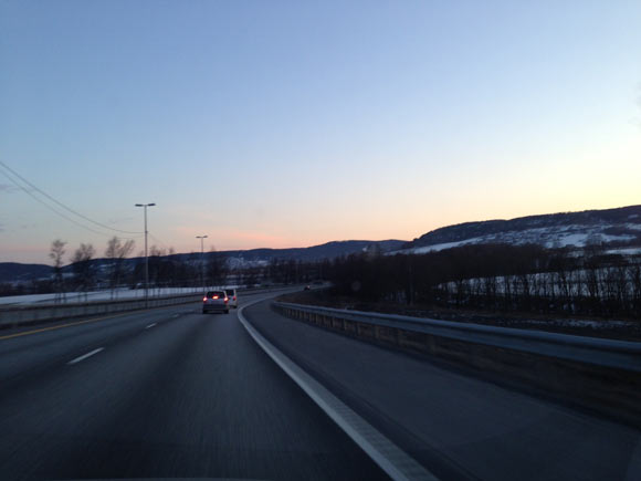 Norway-driving