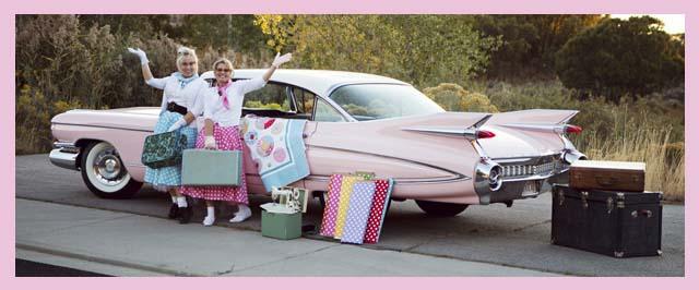 RB Pink Road Trip